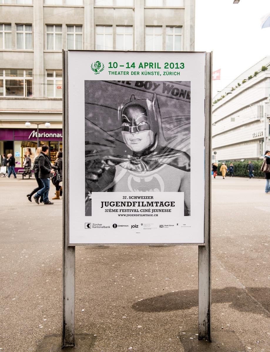 Jugendfilmtage | Werbemittel & Kampagnen 2007-2013