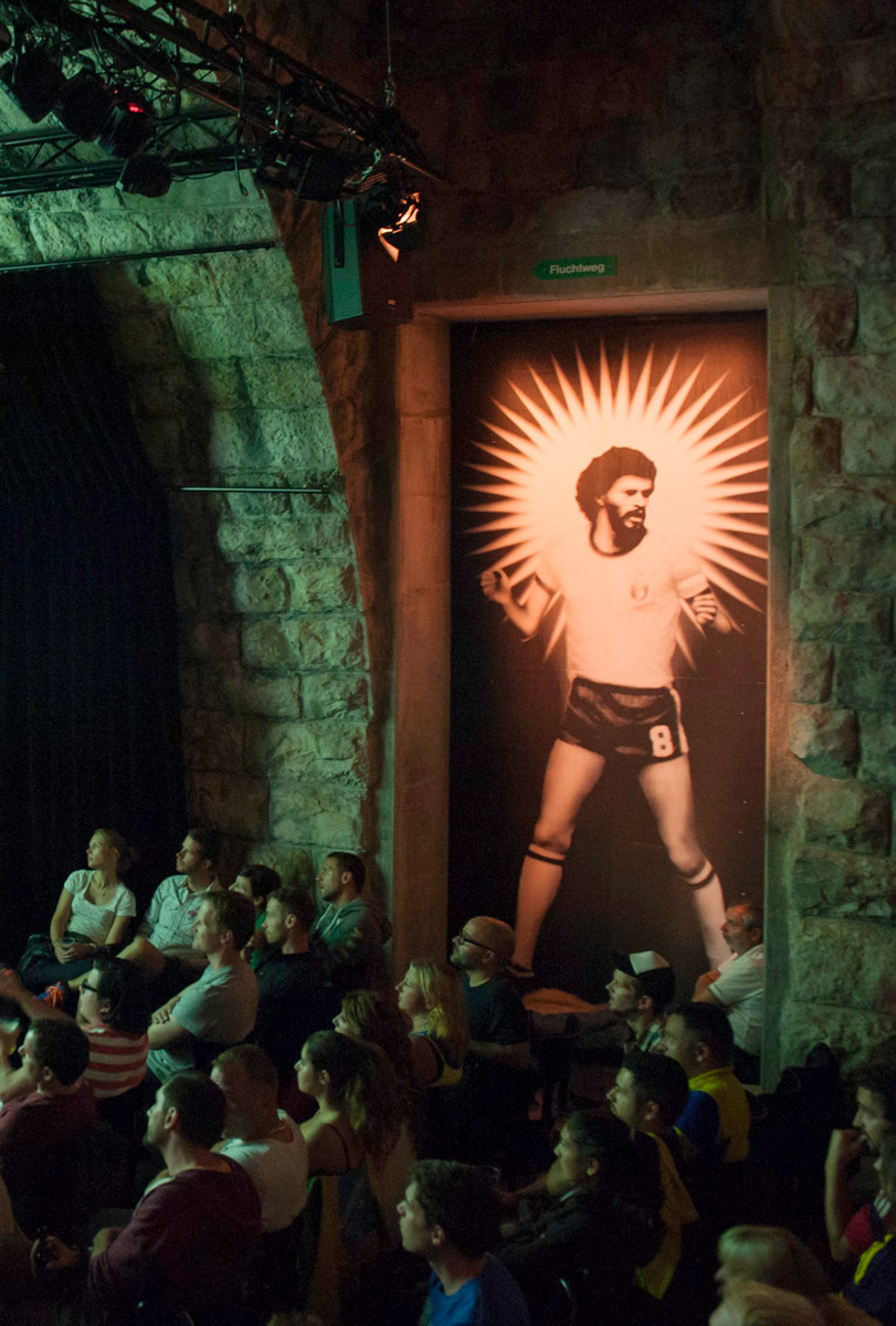 Bogen F |Public Viewing, WM-Bar 2014 - Brasilien