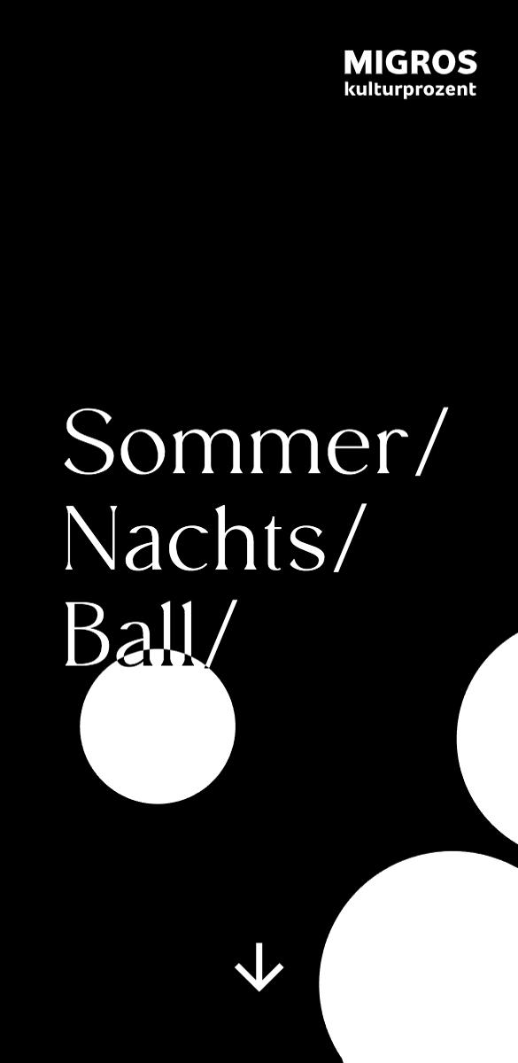 Migros Sommernachtsball 2020
